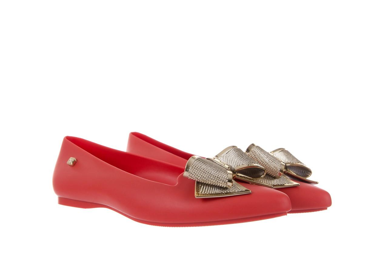 Baleriny t&g fashion 11-092 red, czerwony, guma - tg - nasze marki 8