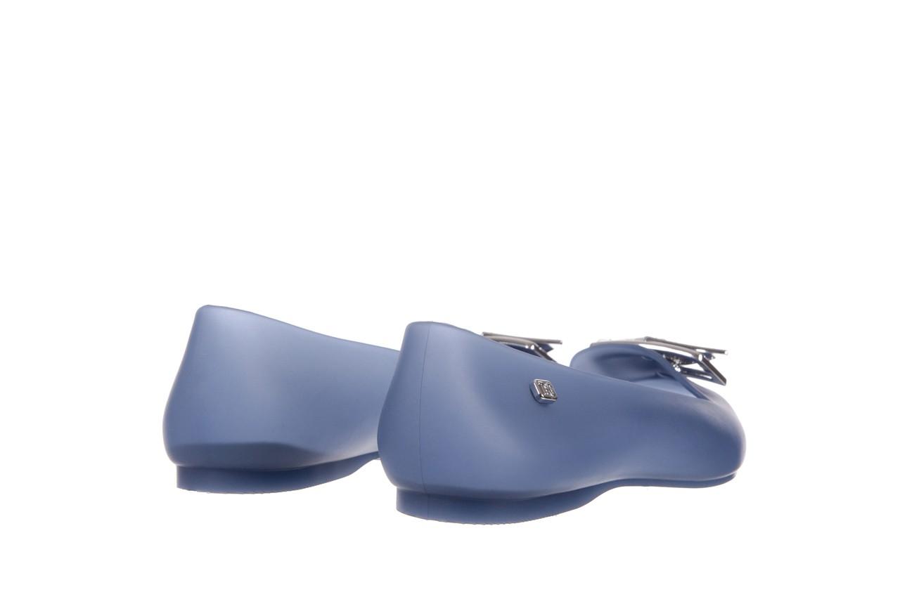 Baleriny t&g fashion 11-093 translucent, niebieski, guma - tg - nasze marki 10