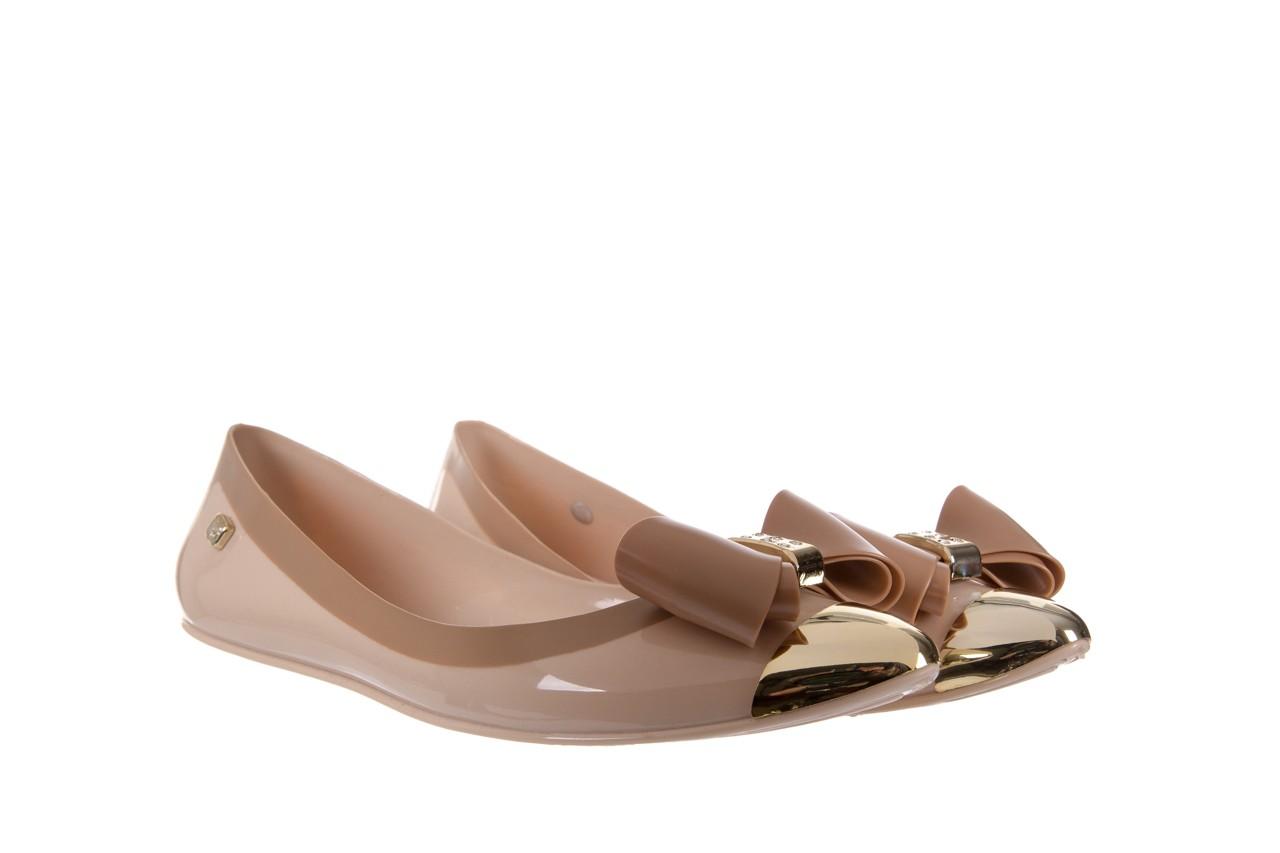 Baleriny t&g fashion 11-102 beige, beż/ brąz, guma - tg - nasze marki 8
