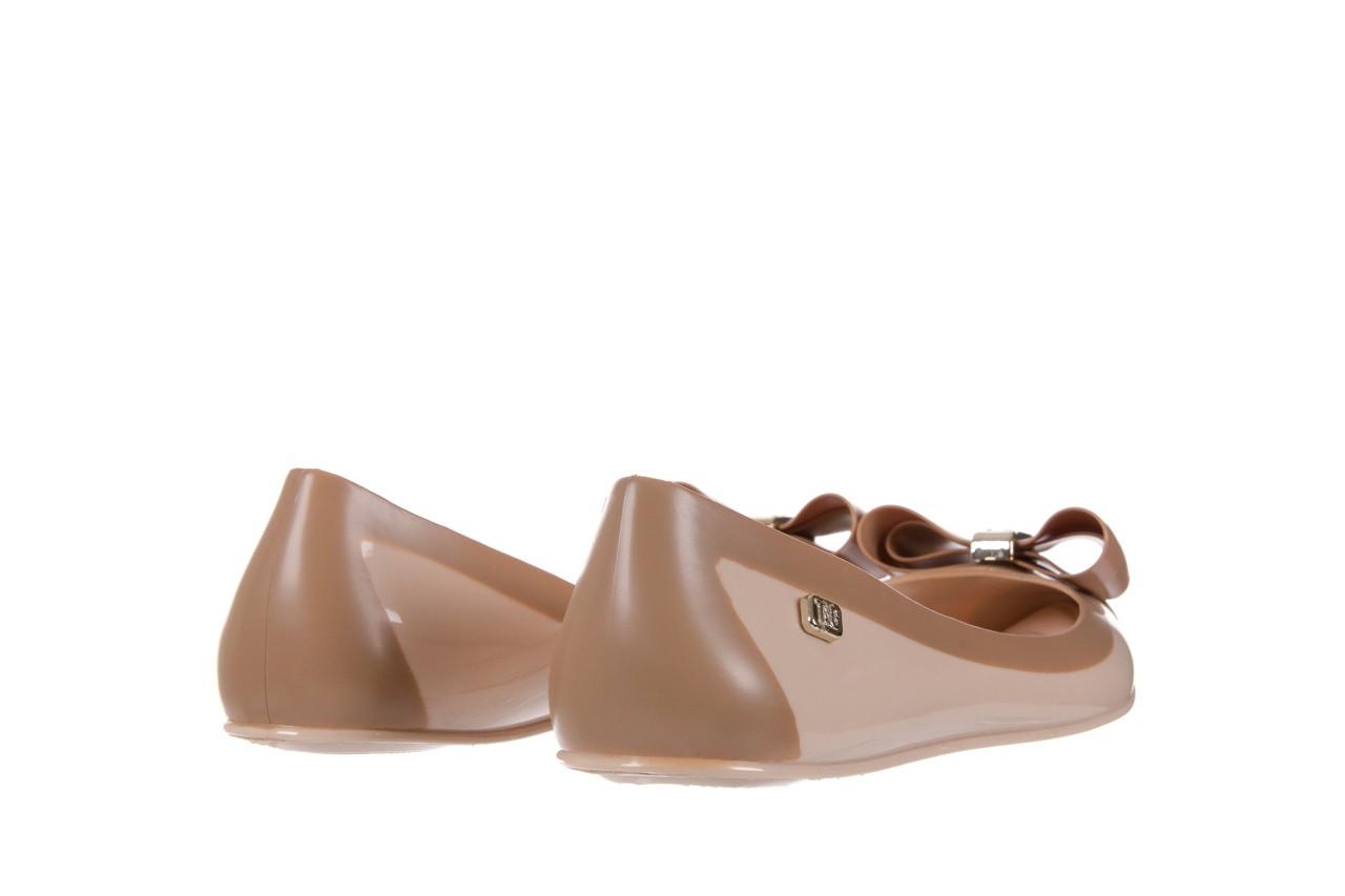 Baleriny t&g fashion 11-102 beige, beż/ brąz, guma - tg - nasze marki 10