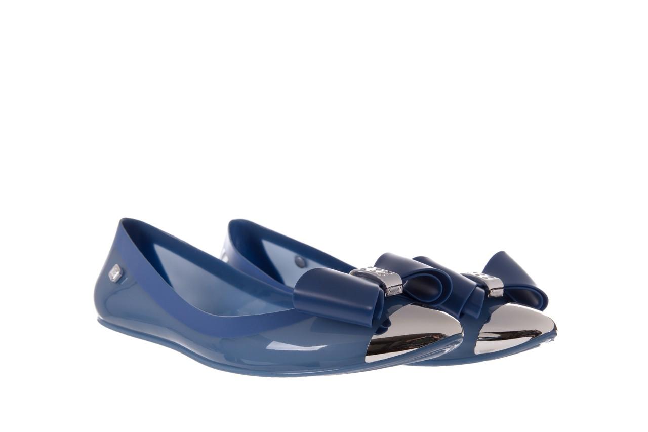 Baleriny t&g fashion 11-102 blue, niebieski, guma - tg - nasze marki 8