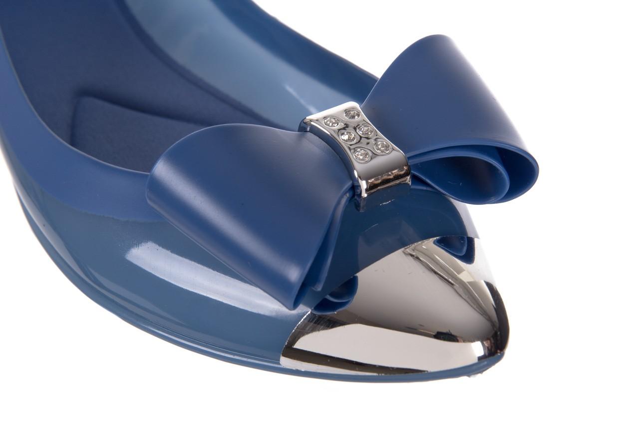 Baleriny t&g fashion 11-102 blue, niebieski, guma - tg - nasze marki 12
