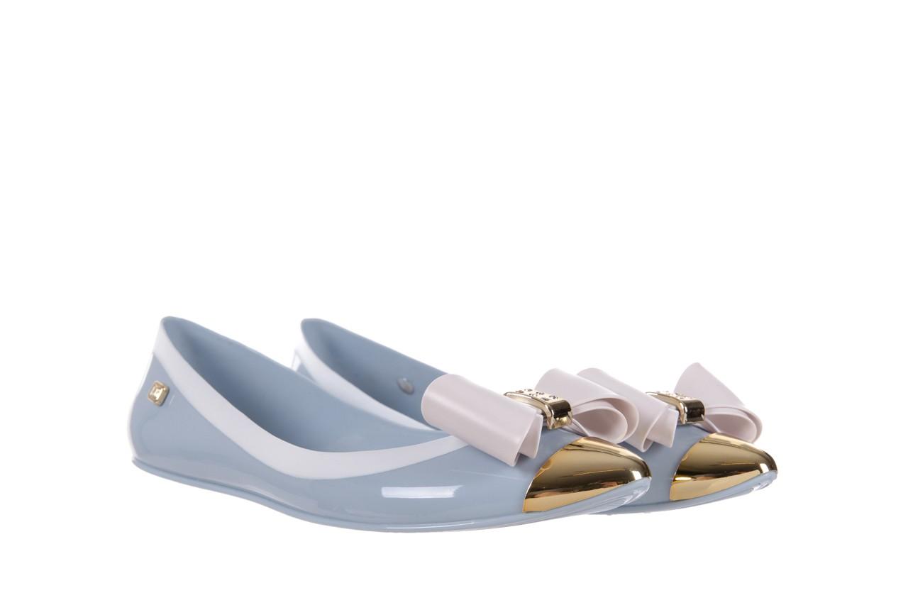 Baleriny t&g fashion 11-102 light blue, niebieski/ biały, guma - tg - nasze marki 8