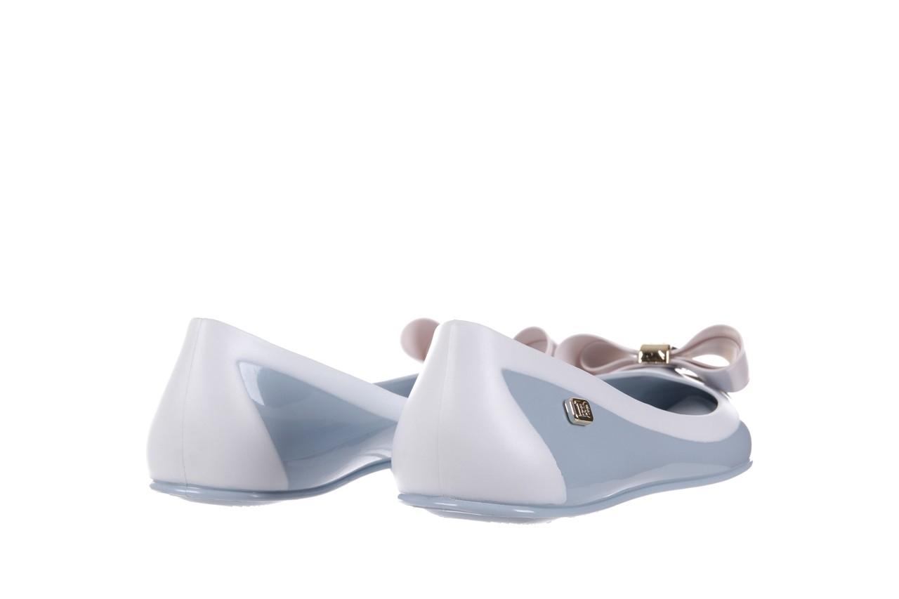Baleriny t&g fashion 11-102 light blue, niebieski/ biały, guma - tg - nasze marki 10