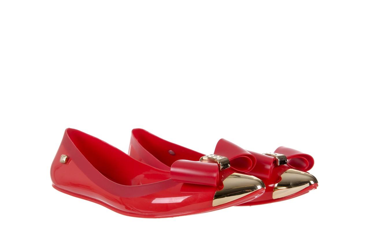 Baleriny t&g fashion 11-102 red, czerowny, guma - tg - nasze marki 8
