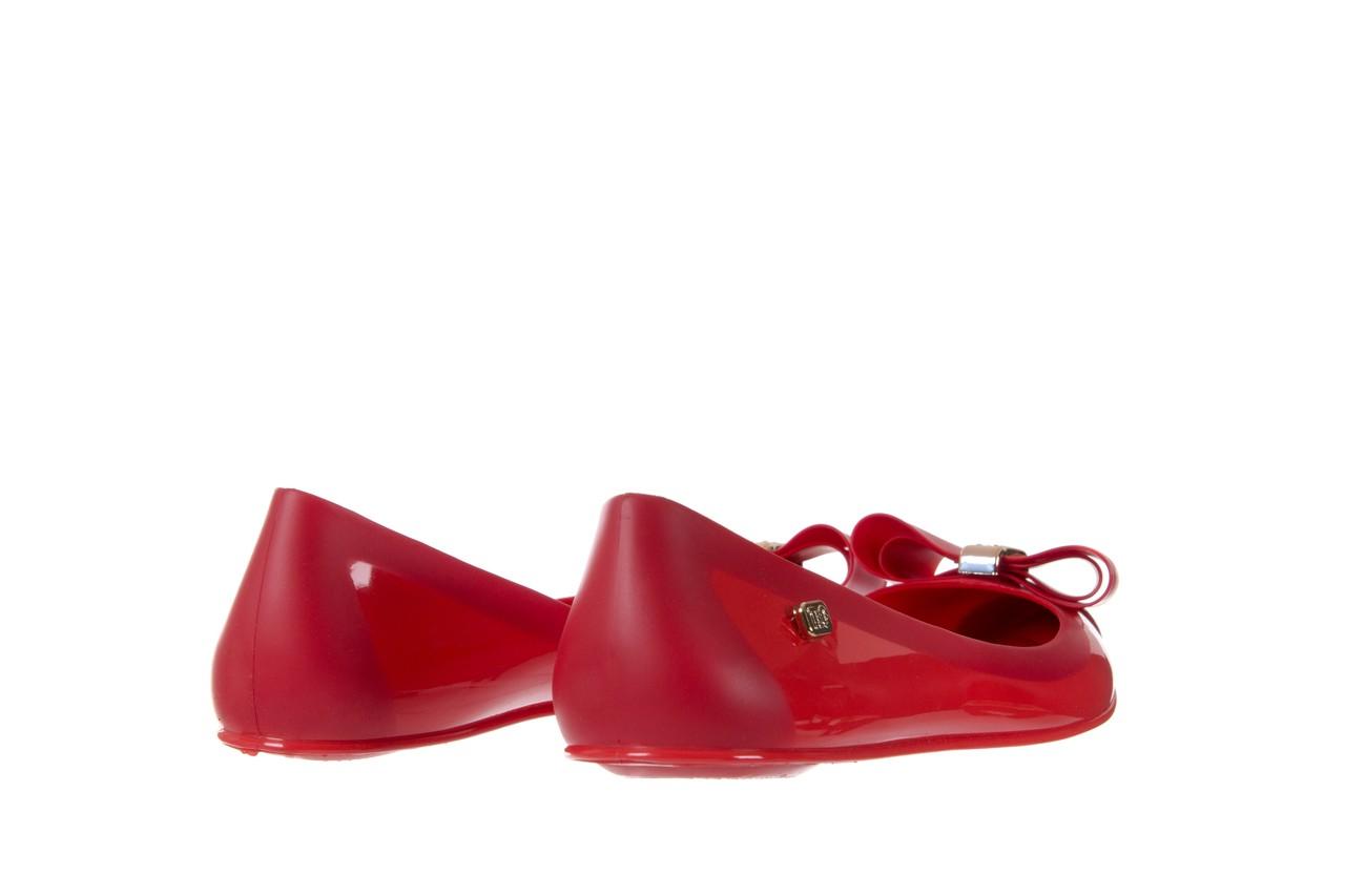 Baleriny t&g fashion 11-102 red, czerowny, guma - tg - nasze marki 10