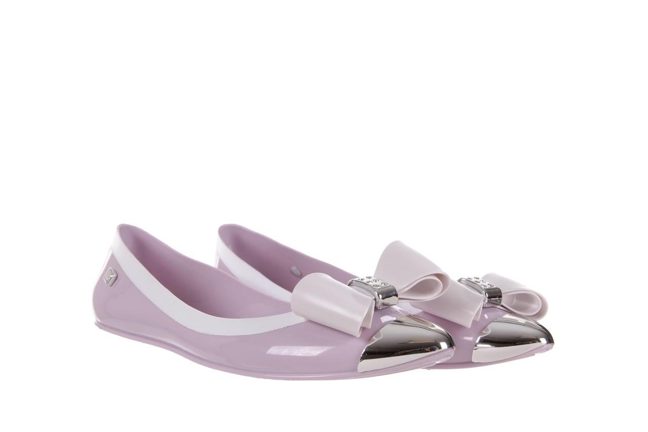 Baleriny t&g fashion 11-102 violet, róż/ biały  - tg - nasze marki 8