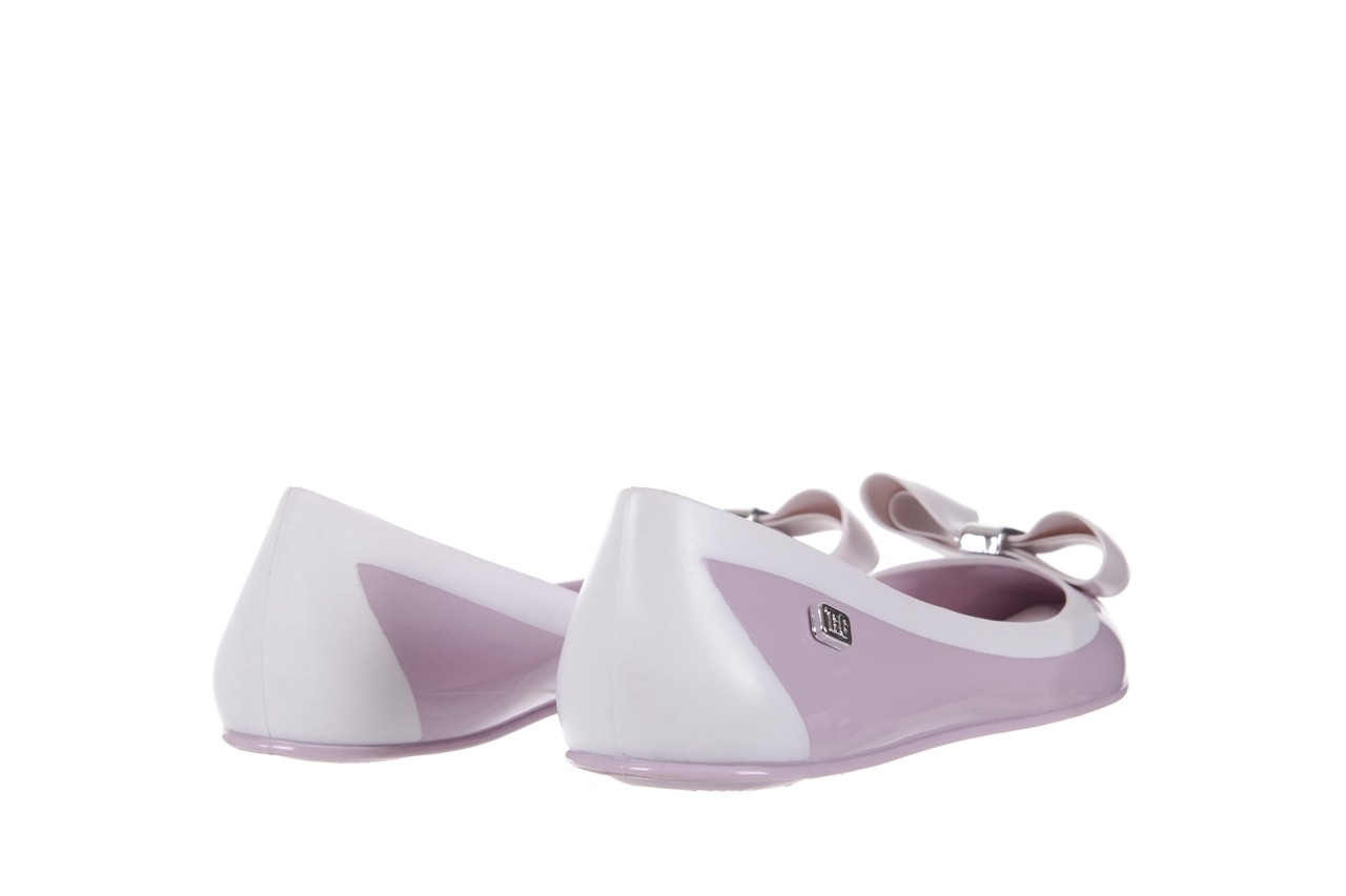 Baleriny t&g fashion 11-102 violet, róż/ biały  - tg - nasze marki 10