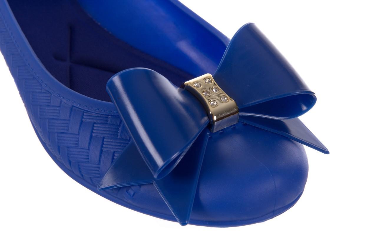 Baleriny t&g fashion 11-087 blue, granat, guma - tg - nasze marki 12