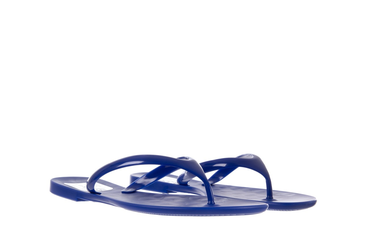 Klapki t&g fashion 22-114 blue, granat, guma - klapki - letnie hity cenowe 8