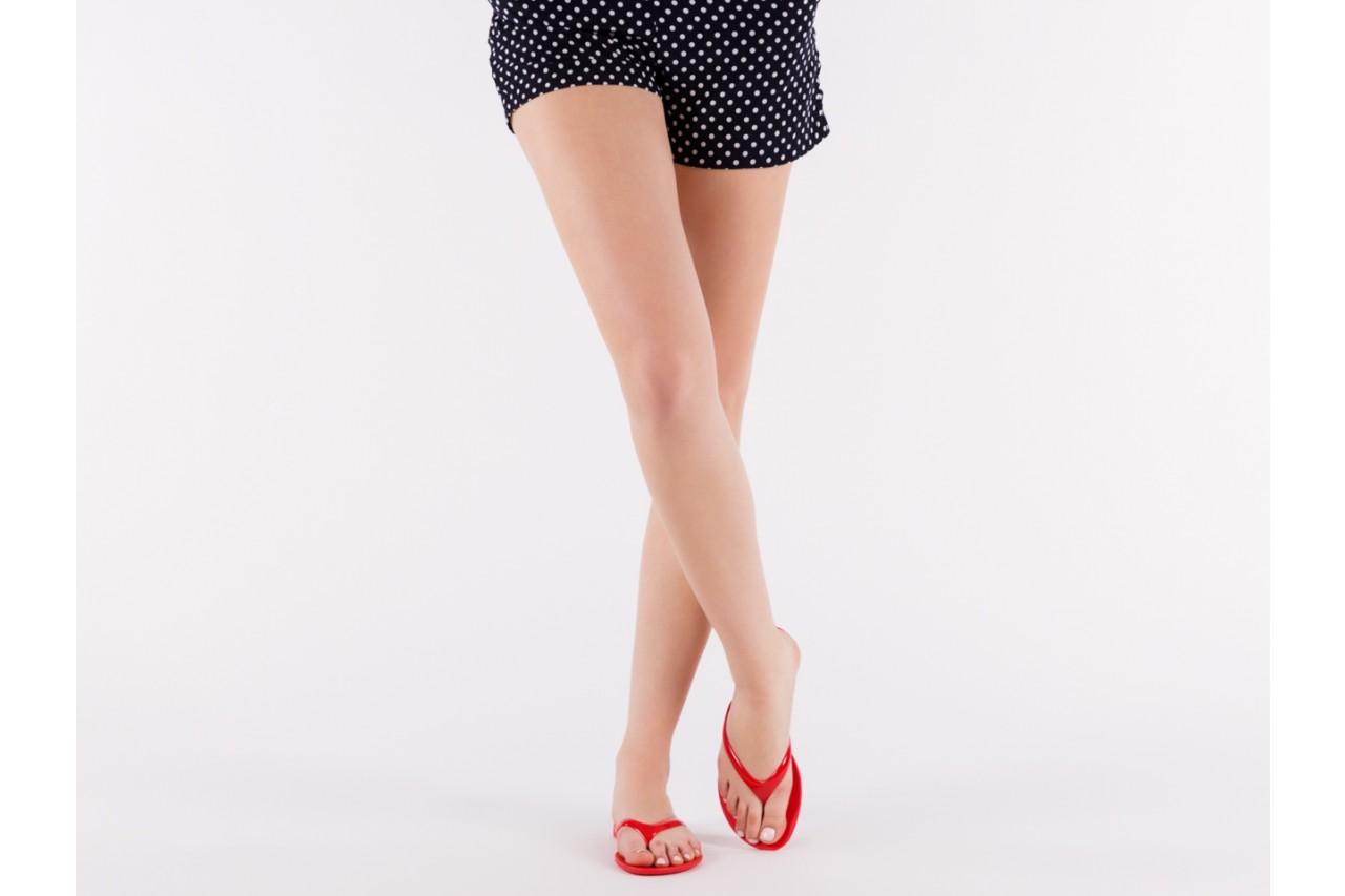 Klapki t&g fashion 22-114 red, czerwony, guma - tg - nasze marki 13