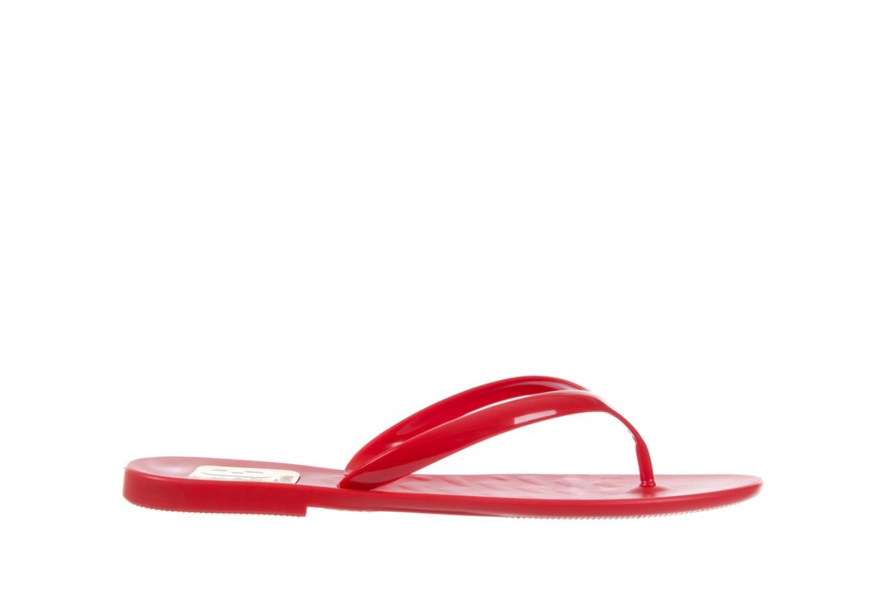 Klapki t&g fashion 22-114 red, czerwony, guma - tg - nasze marki 7