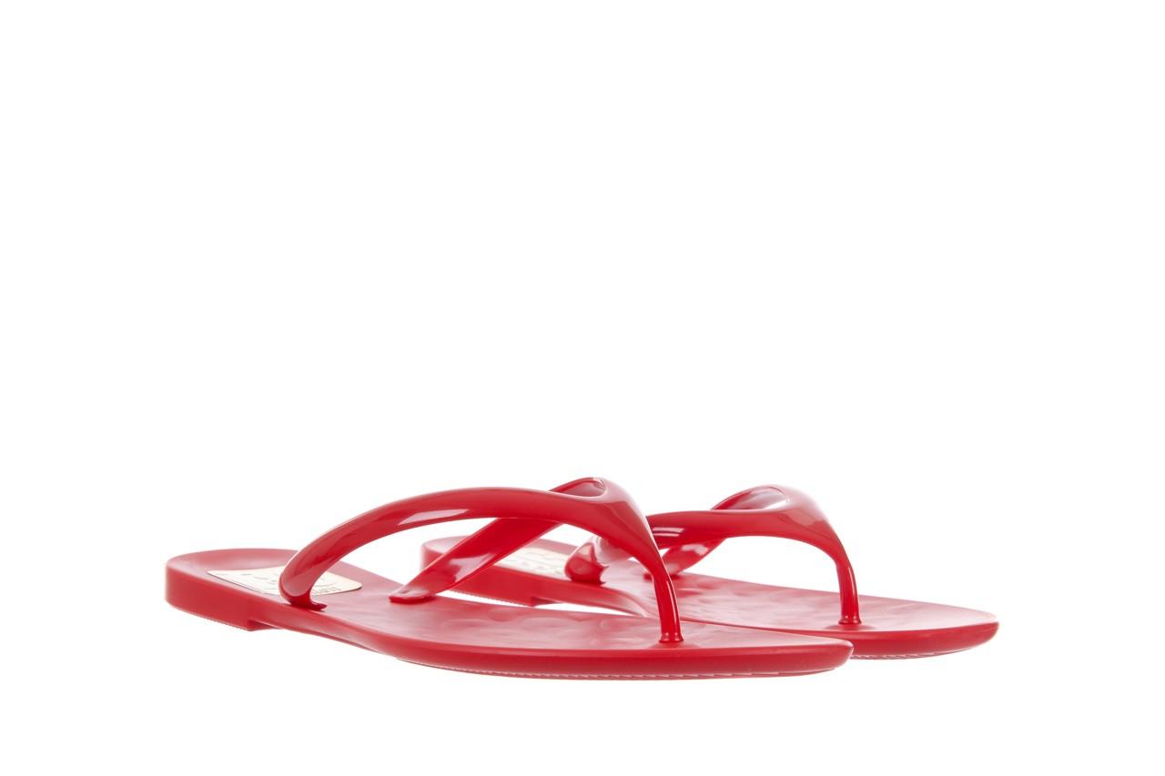 Klapki t&g fashion 22-114 red, czerwony, guma - tg - nasze marki 8