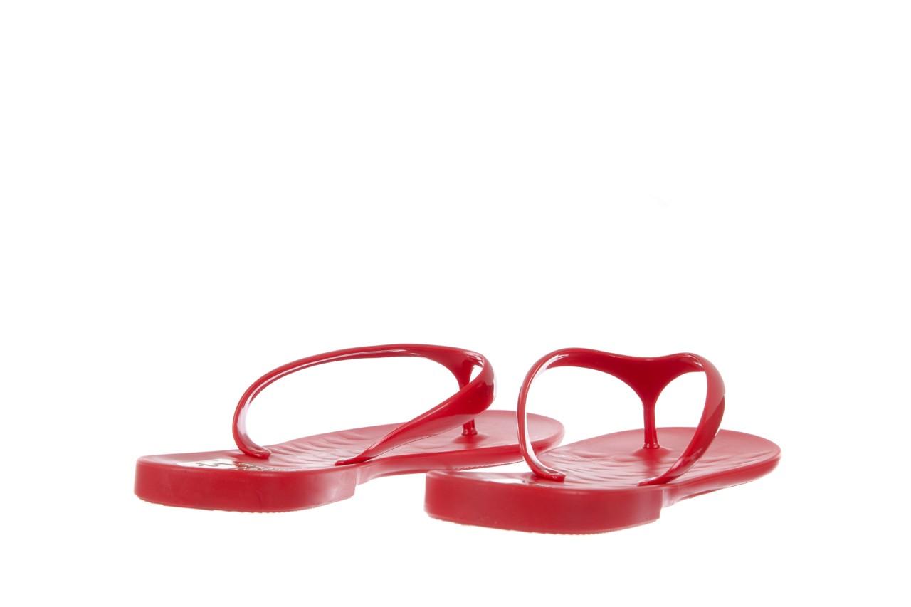 Klapki t&g fashion 22-114 red, czerwony, guma - tg - nasze marki 10