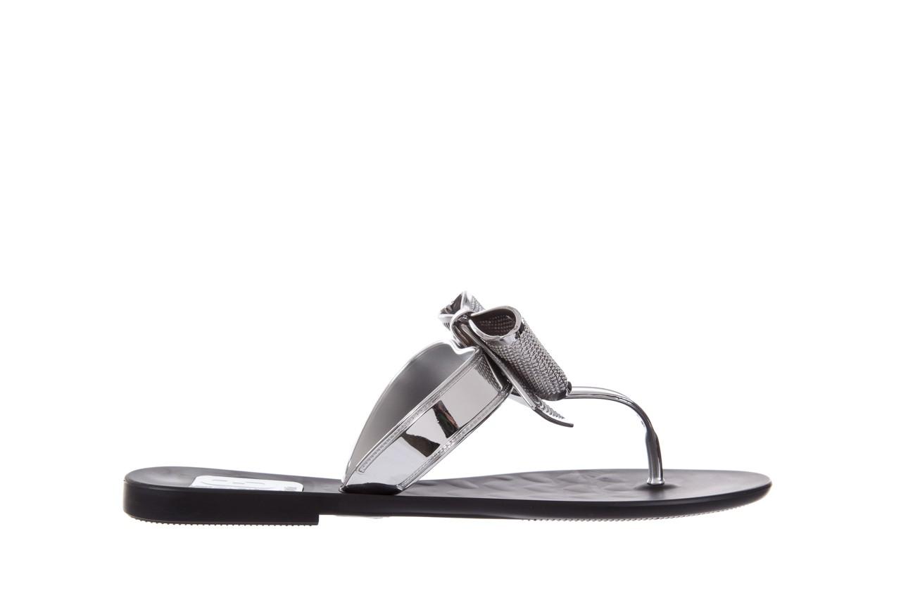 Klapki t&g fashion 22-118 black, czarny/ srebro, guma - tg - nasze marki 7