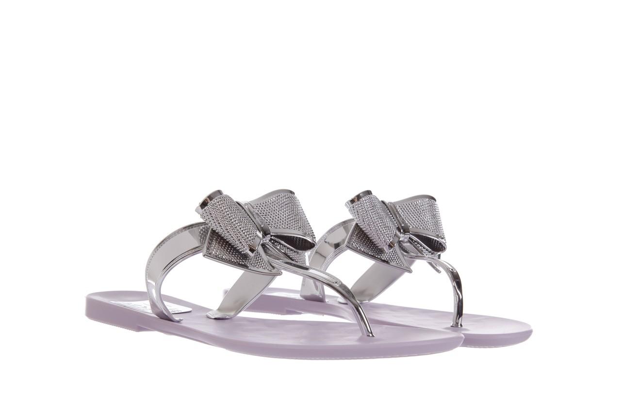 Klapki t&g fashion 22-118 lila, róż/ srebro, guma - klapki - letnie hity cenowe 8