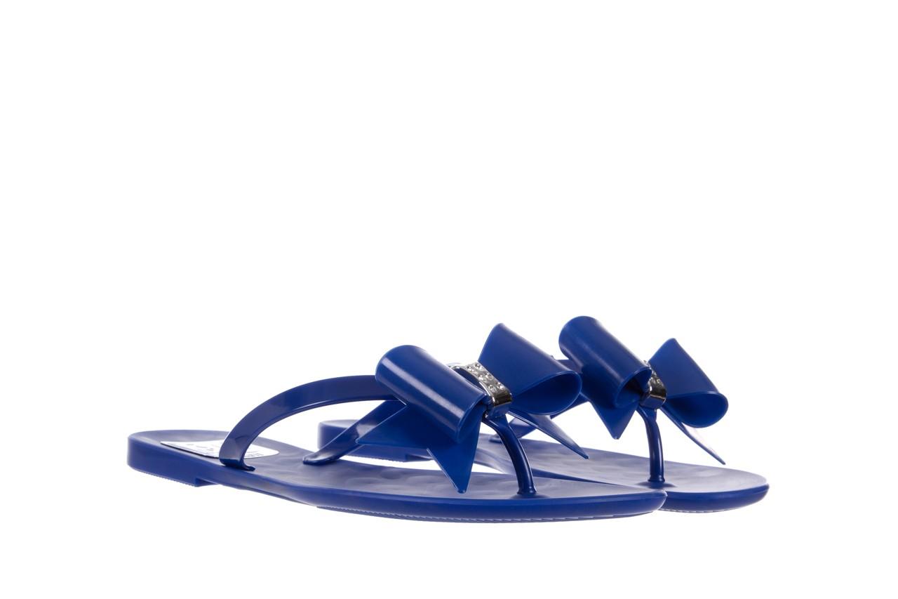 Klapki t&g fashion 22-123 blue, granat, guma - klapki - letnie hity cenowe 8