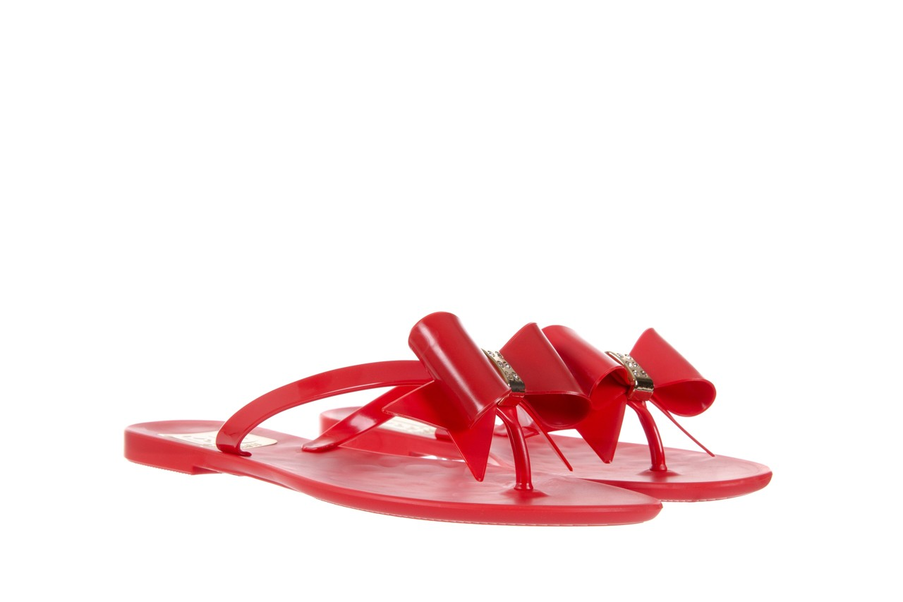 Klapki t&g fashion 22-123 red, czerwony, guma - tg - nasze marki 8