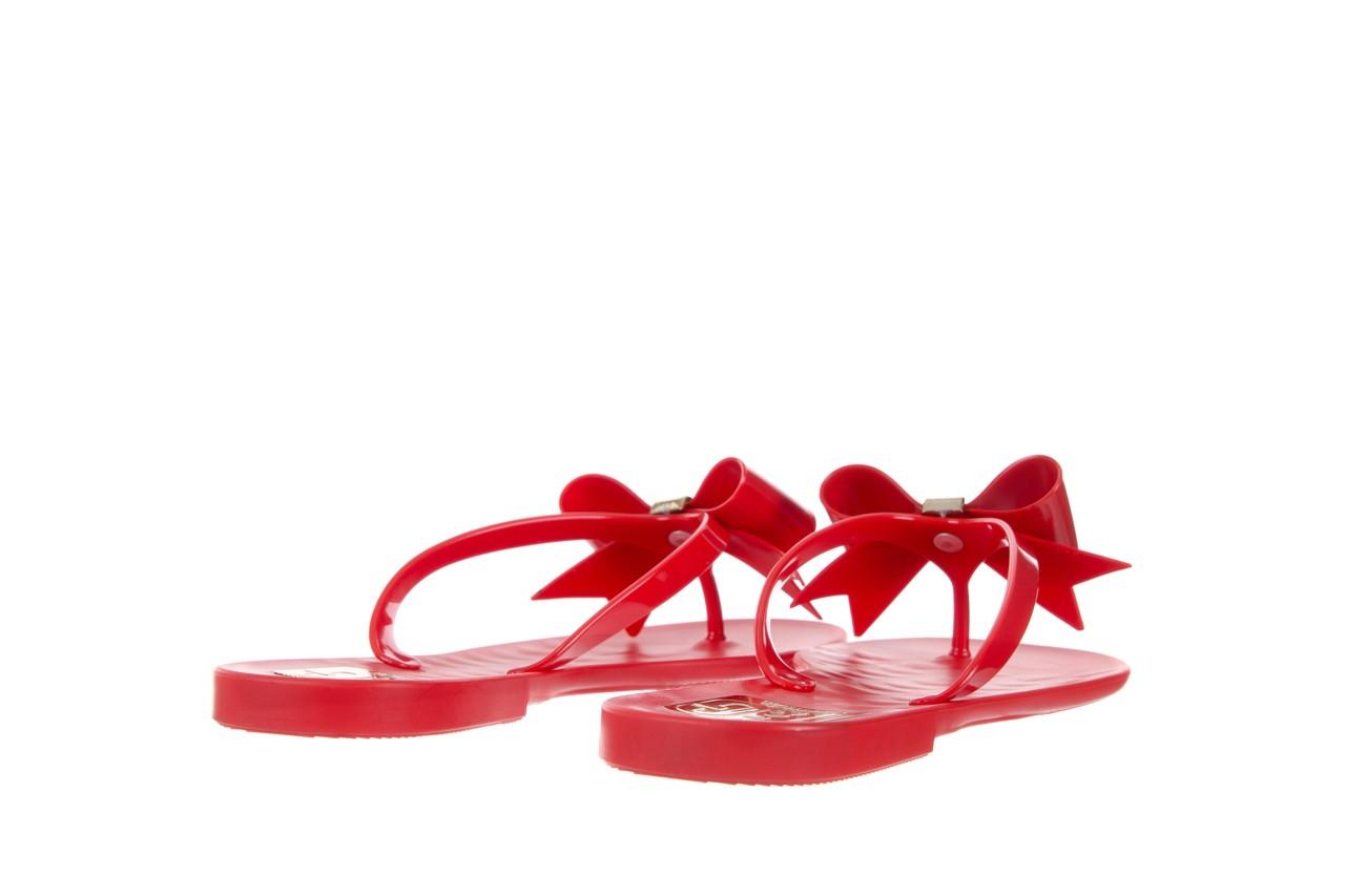 Klapki t&g fashion 22-123 red, czerwony, guma - tg - nasze marki 10