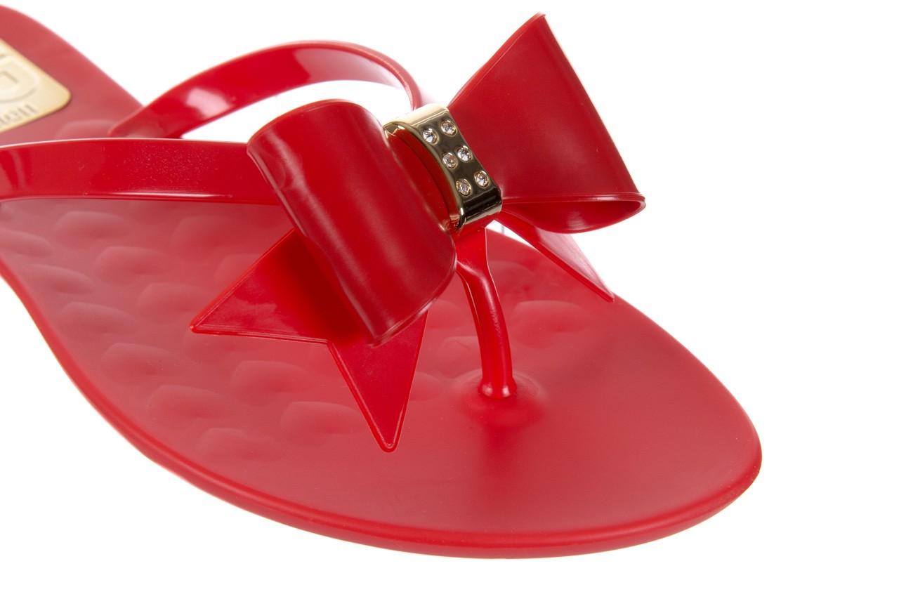 Klapki t&g fashion 22-123 red, czerwony, guma - tg - nasze marki 12