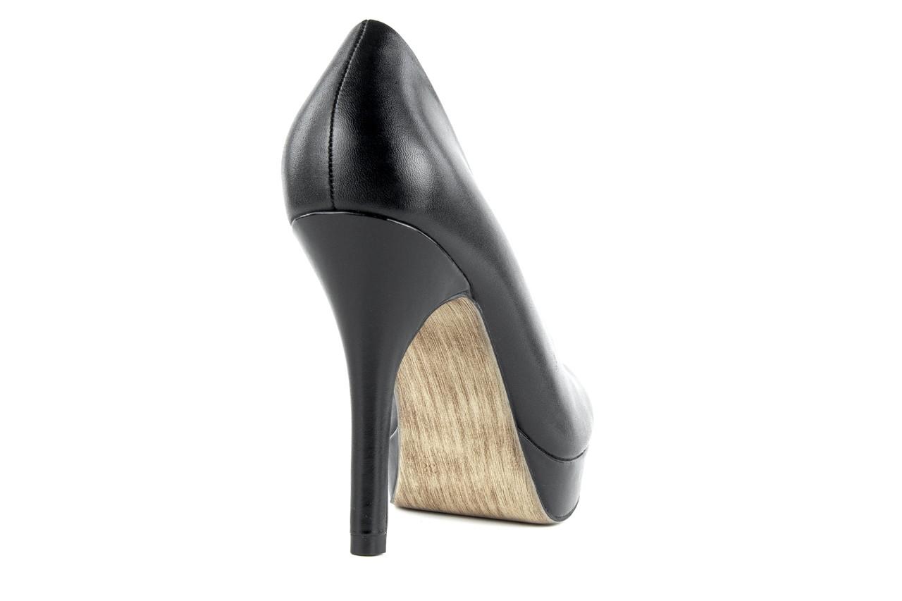 Tamaris 22419 black leather 10