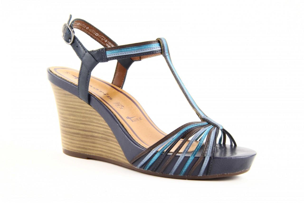 Tamaris 28355 blue comb - nasze marki 10