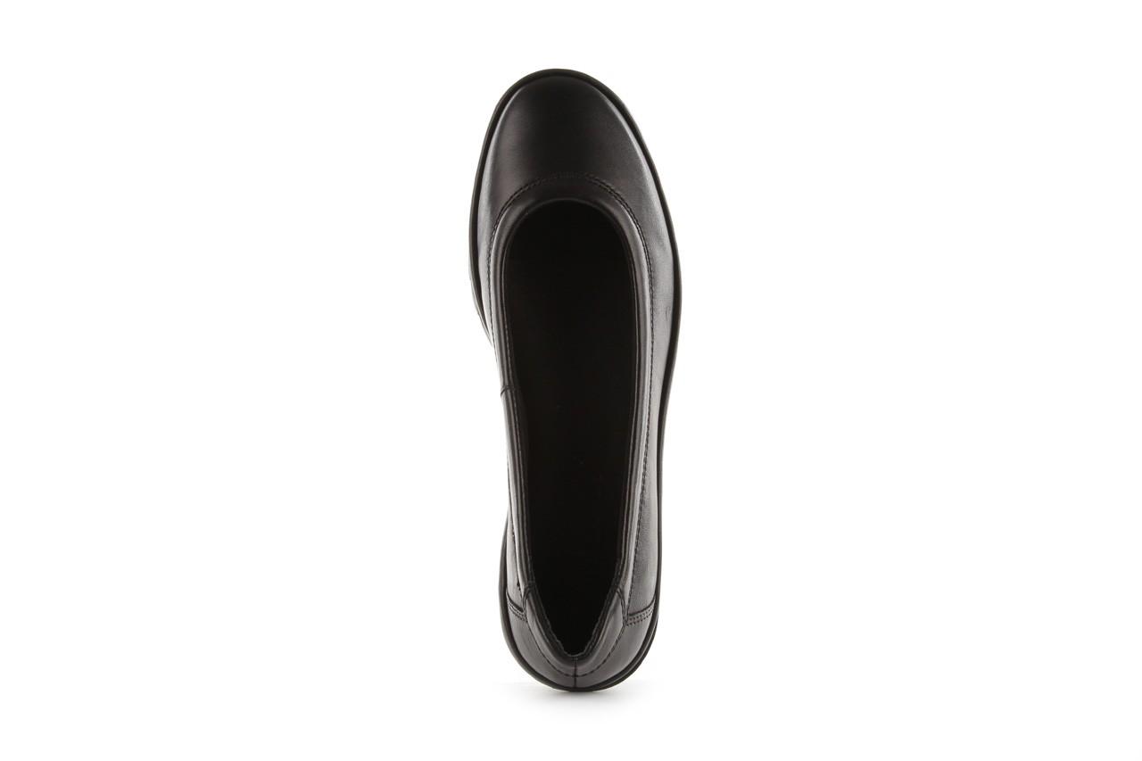 Półbuty the flexx a206-04 black, czarny, skóra naturalna - the flexx - nasze marki 11