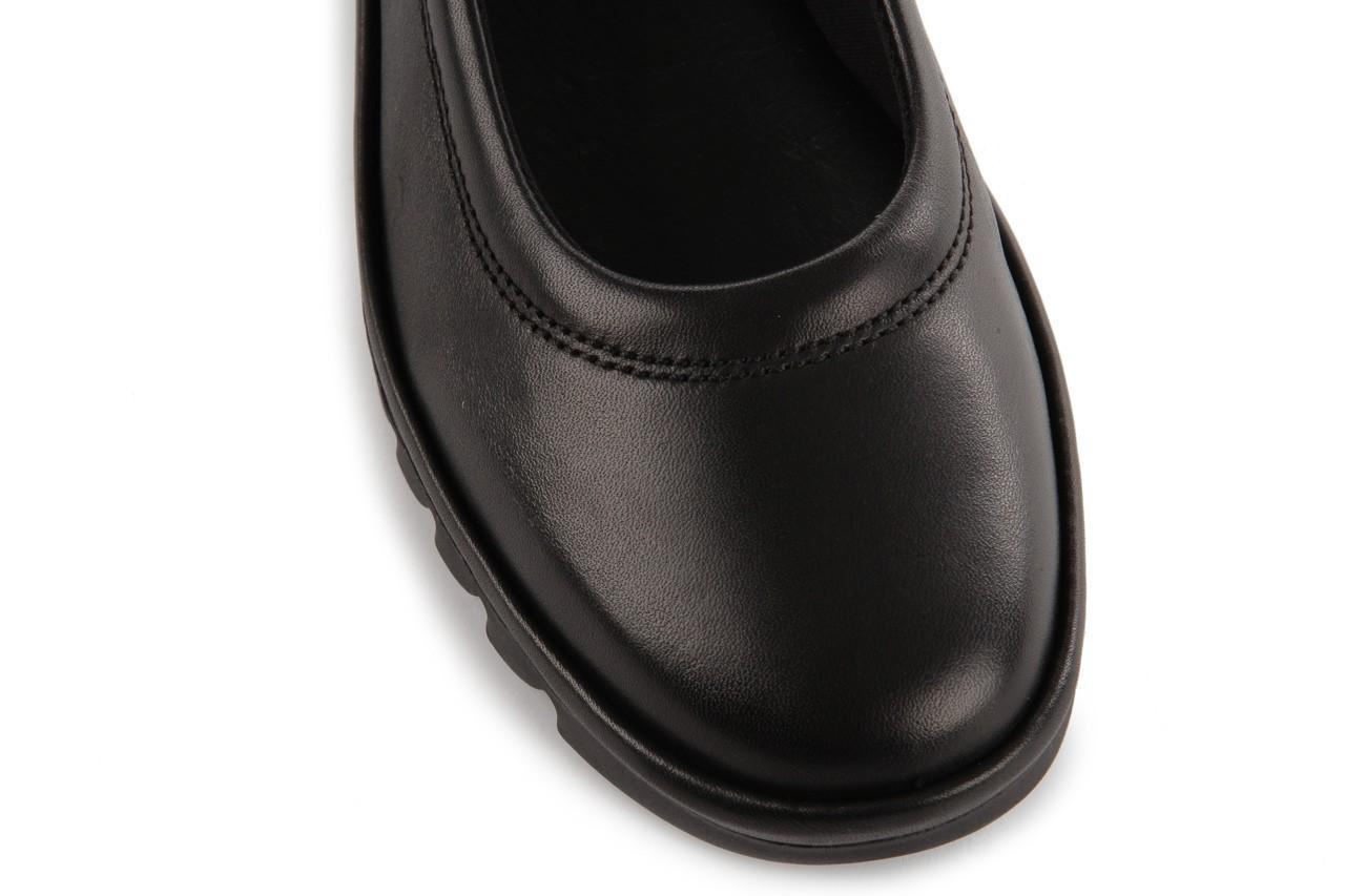 Półbuty the flexx a206-04 black, czarny, skóra naturalna - the flexx - nasze marki 13