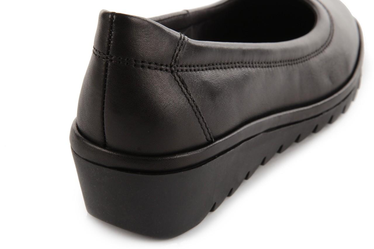 Półbuty the flexx a206-04 black, czarny, skóra naturalna - the flexx - nasze marki 12