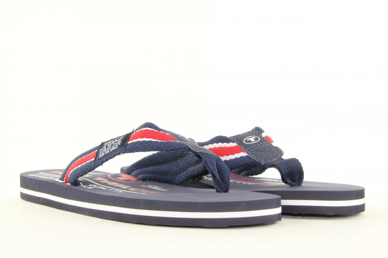 Tom tailor 5481601 navy-red 8