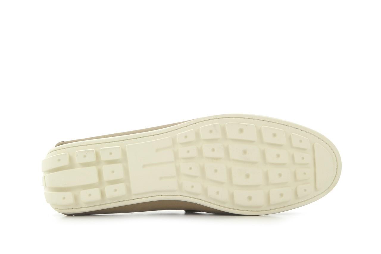 Mokasyny tresor-113 6810 cenere, brąz, skóra naturalna - mokasyny i espadryle - buty męskie - mężczyzna 9