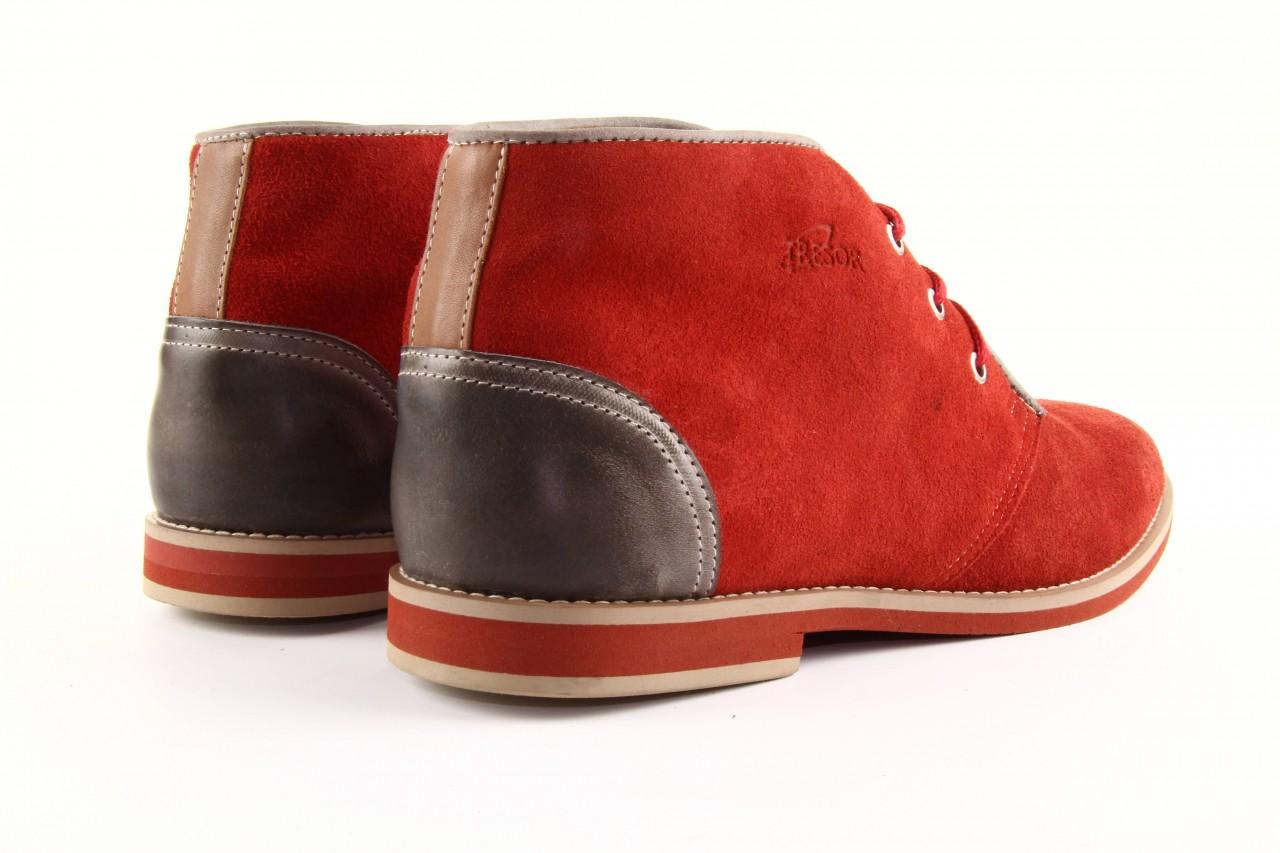 Tresor-tb 215 czerwony welur - tresor - nasze marki 10