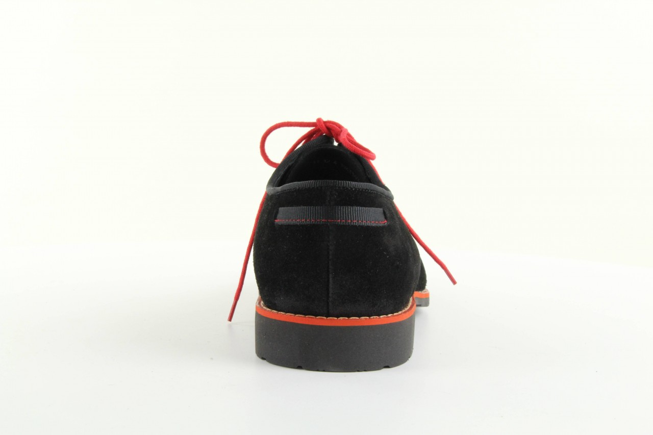 Półbuty  tresor-tr 3160 czarny, skóra naturalna  - tresor - nasze marki 6