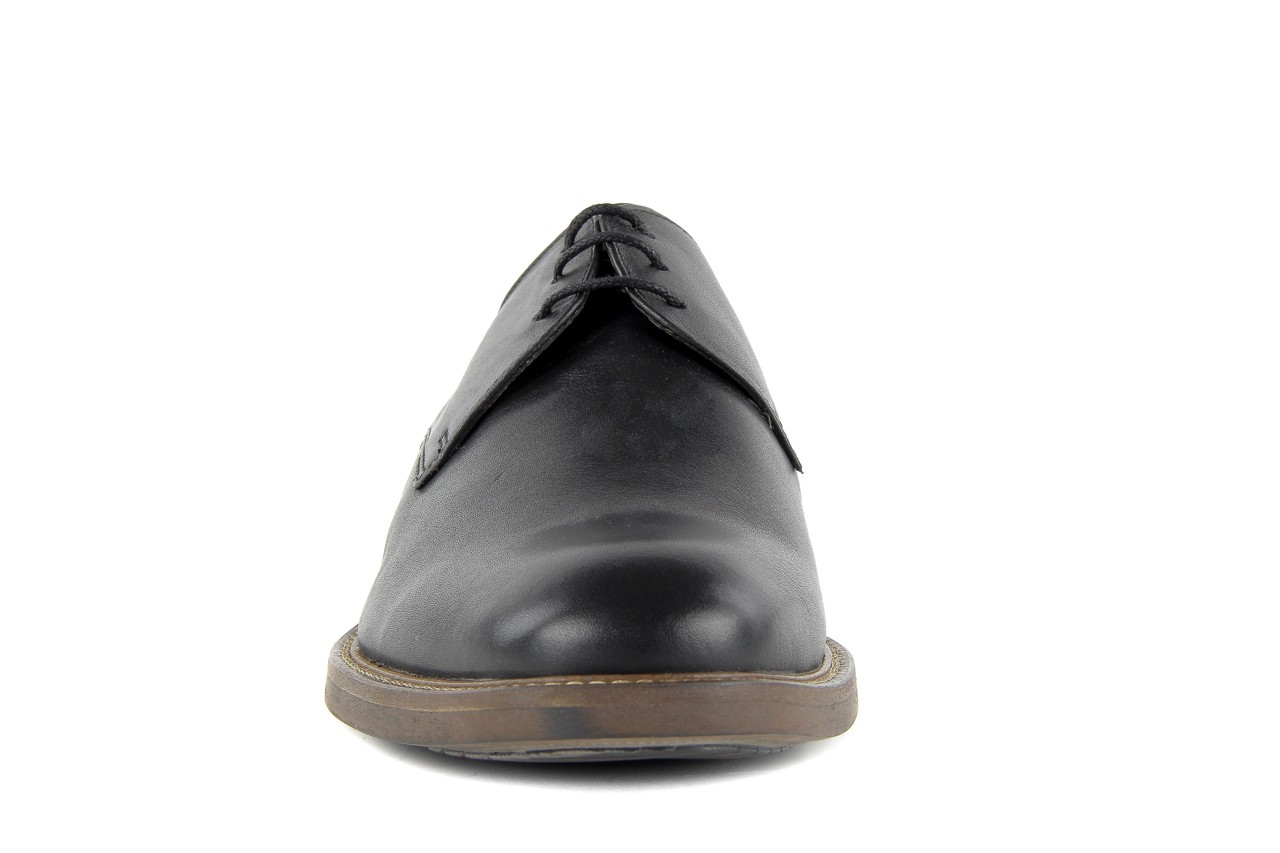 Półbuty valuni 8481 black, czarny, skóra naturalna 6