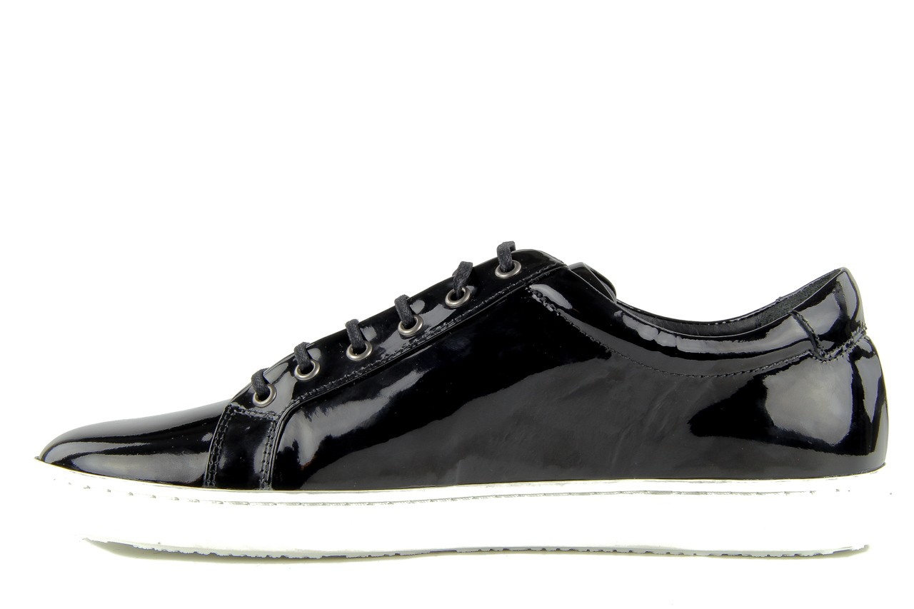 Pólbuty valuni 8964 black, czarny, skóra naturalna - trampki - buty męskie - mężczyzna 6
