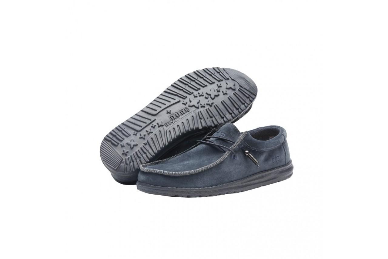 Półbuty heydude wally suede carbon, szary, skóra naturalna  - sportowe - półbuty - buty męskie - mężczyzna 7