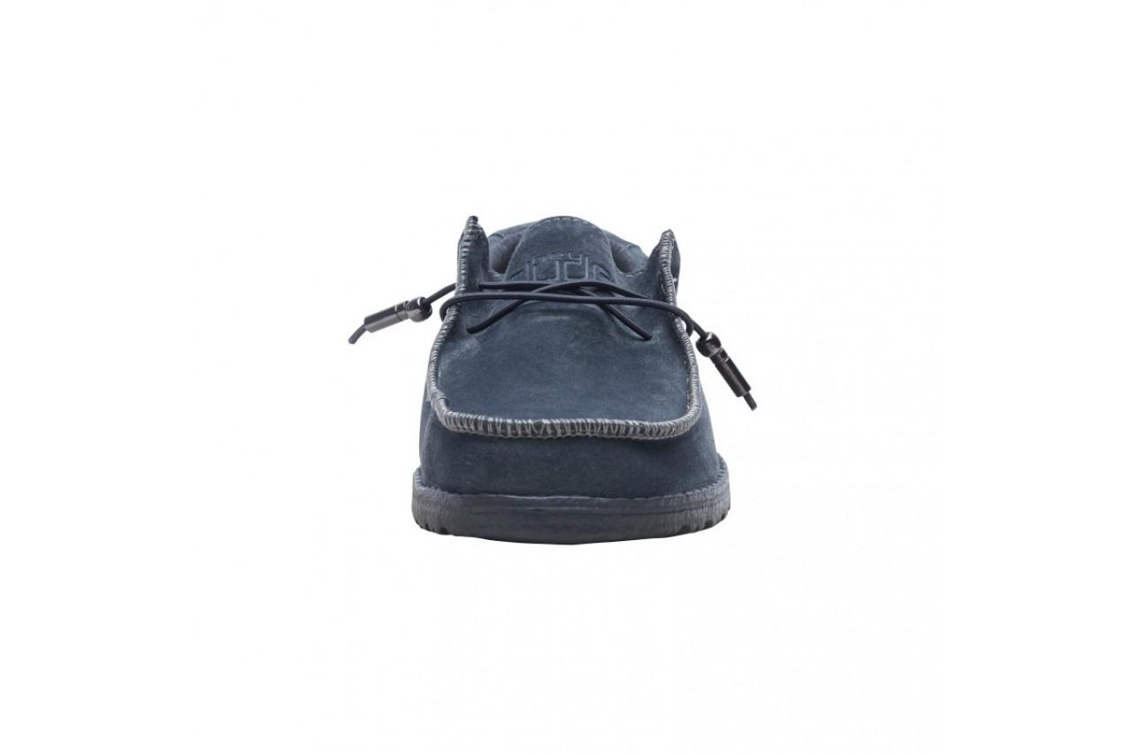 Półbuty heydude wally suede carbon, szary, skóra naturalna  - sportowe - półbuty - buty męskie - mężczyzna 8