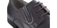 Brooman john doubare 2501-1-11 grey - obuwie wizytowe - dla niego - sale 6
