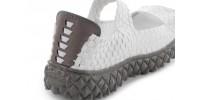 Rock sandal 2 closed white - rock - nasze marki 7