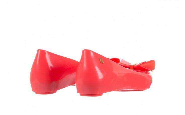Baleriny melissa ultragirl sweet xi ad neon orange, pomarańczowy, guma - melissa - nasze marki 3