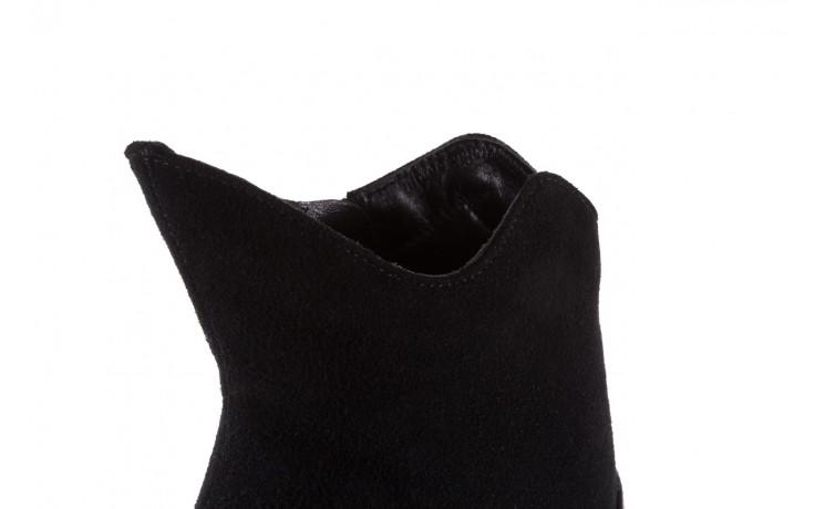 Botki bayla-097 4135 czarny 18, skóra naturalna - bayla - nasze marki 5