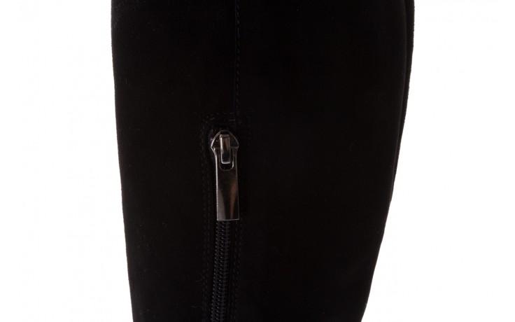 Kozaki bayla-056 9057-21 czarne kozaki, skóra naturalna - bayla - nasze marki 6