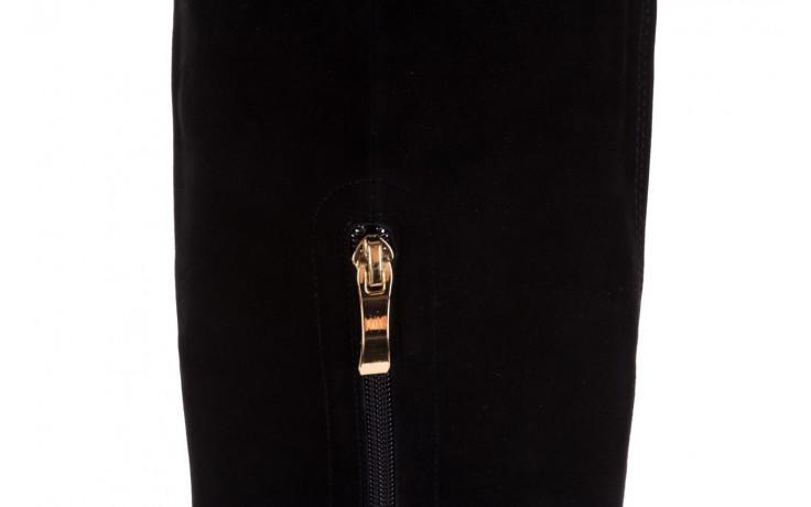 Kozaki sca'viola f-100 black czarny, skóra naturalna - sca`viola - nasze marki 5
