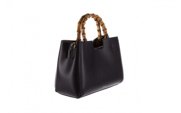 Torebka bayla-180 czarna torebka ze skóry kora - torebki - akcesoria - kobieta 1