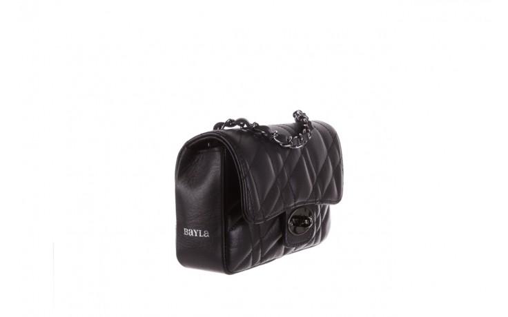 Torebka bayla-180 czarna torebka ze skóry mara - torebki - akcesoria - kobieta 3