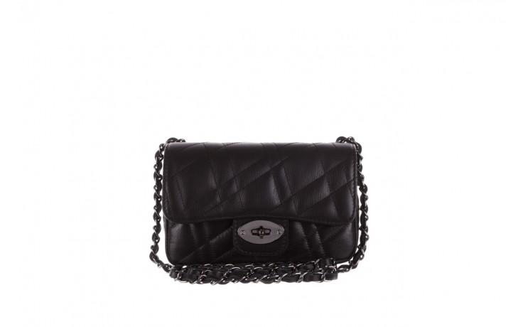 Torebka bayla-180 czarna torebka ze skóry mara - torebki - akcesoria - kobieta 1