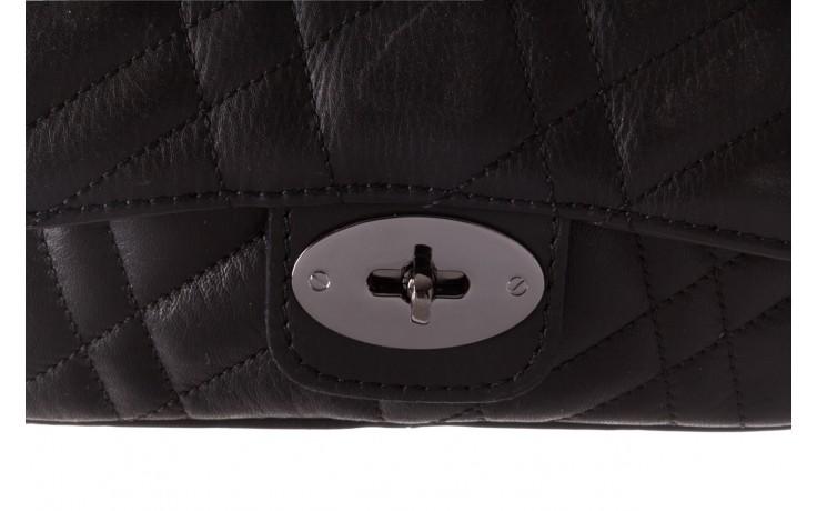 Torebka bayla-180 czarna torebka ze skóry mara - torebki - akcesoria - kobieta 5