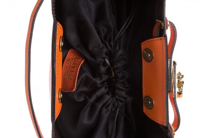 Torebka bayla-180 pomarańczowa torebka ze skóry hera - bayla - nasze marki 6