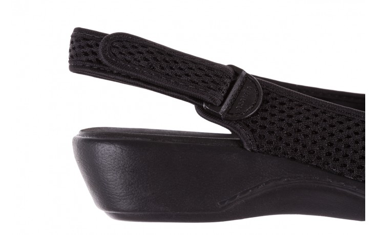 Sandały azaleia 322 261 black, czarny, materiał - azaleia - nasze marki 6
