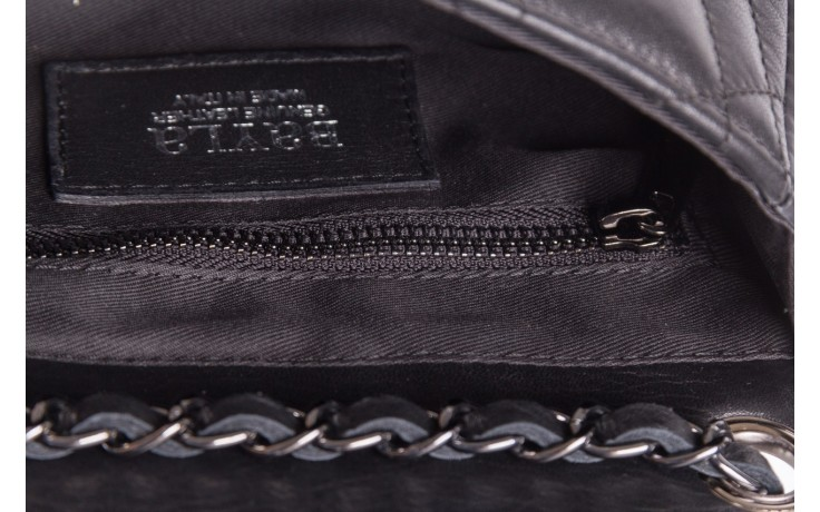 Torebka bayla-180 czarna torebka ze skóry mara - torebki - akcesoria - kobieta 6